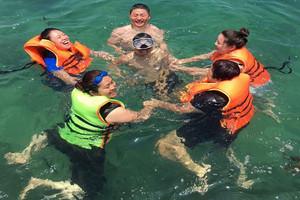 越南下龙湾姑苏岛休闲4日游