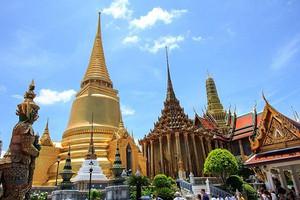 神奇泰国曼谷、芭提雅6天之旅