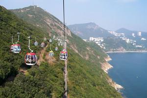 深圳出发香港海洋公园+迪斯尼三日游