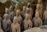 西安兵马俑丨壶口瀑布丨黄帝陵丨延安双飞5日游