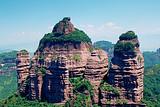 世界自然遗产丹霞山、南华寺、入住曹溪温泉2天团