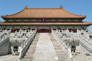 北京故宫八达岭颐和园五天双飞惠游团