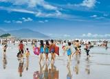 台山上川岛飞沙滩两日游,海岛风情
