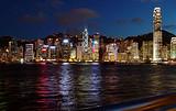 香港两天蜡像馆+自由行