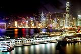 香港浅水湾3D超视觉艺术馆一日游