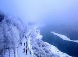 吉林雾凇、长白山赏天池、万达国际度假区滑雪、长春伪皇宫五天游