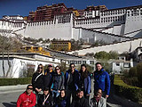 外国人去西藏包团—林芝(进藏)、然乌、拉萨、纳木错8日游