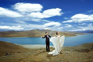 西藏婚紗攝影寫真旅游—拉薩*羊卓雍措湖2日游