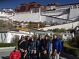 C线:外国人去西藏旅游-拉萨-珠峰-吉隆7日游-办理入藏函