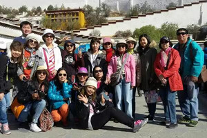 A3:外國人去西藏旅游-拉薩-甘丹寺5日游