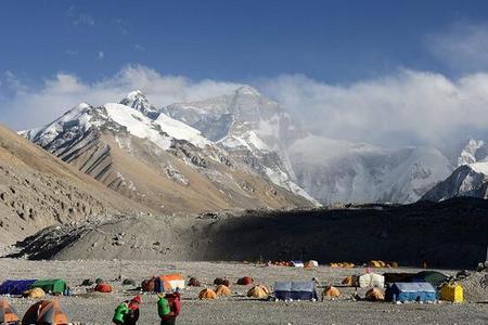 B1线:外国人去西藏 拉萨-江孜-日喀则-珠峰8日游入藏函
