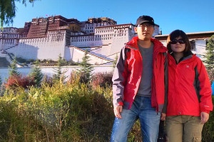台湾人去西藏-拉萨-江孜-日喀则-珠峰-纳木错11日游
