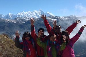 台湾人去西藏-拉萨-江孜-日喀则-珠峰-纳木错9日游