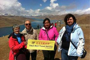 A4:外國人去西藏拼團-拉薩、布達拉宮、大昭寺、羊湖5日游