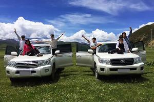西宁至拉萨-青藏线自驾游-包车游 6日游