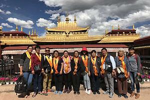 D1线:外国人去西藏旅游-拉萨-江孜-日喀则6日游
