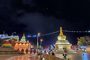 F線:外國人去西藏旅游,加德滿都-吉隆-日喀則-拉薩8日游