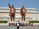 朝鲜平壤开城板门店妙香山四日游