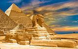 埃及開羅/盧克索/亞歷山大/霍爾加達/訪古探秘精華十日