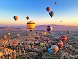 土耳其伊斯坦布爾/庫薩達斯/安塔利亞/圖茲鹽湖十二日