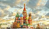 莫斯科/金環謝鎮/圣彼得堡/拉多加湖/維堡十日