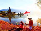 【限时特卖】巴厘岛海神庙、南湾、海龟岛、情人崖6天3晚
