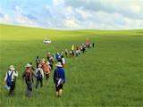 内蒙古经典 贡格尔大草原、玉龙沙湖、阿斯哈图石林双卧4日