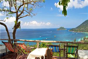 【奢华沙美】泰国曼谷芭提雅沙美岛8日游