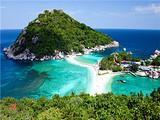 泰国 曼谷 芭提雅 翡翠岛6日游