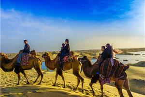 新疆、吐鲁番、天山天池、喀纳斯湖、可可托海12日