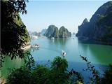 北越、南宁、下龙湾、天堂岛、河内6日游