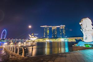 半自由行 新加坡民丹岛5晚6日