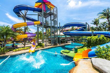 【泰国普吉岛亲子】水上恐龙乐园、幻多奇乐园、海岛时光7日游