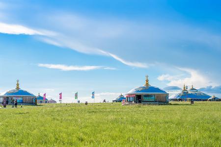 内蒙古体验 青山冰臼、玉龙沙湖双卧4日