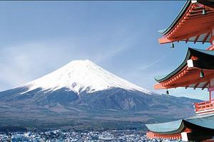 日本、东京、富士山、大阪、京都、奈良6日