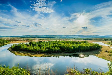 【内蒙古火车专列】呼伦贝尔、辉河湿地、阿尔山豪华6日游