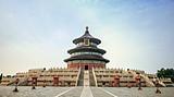 北京坐黄包车、逛恭王府、宿京城名刹4日