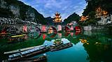 贵州大小七孔、西江、黄果树、青龙洞、镇远古镇6日