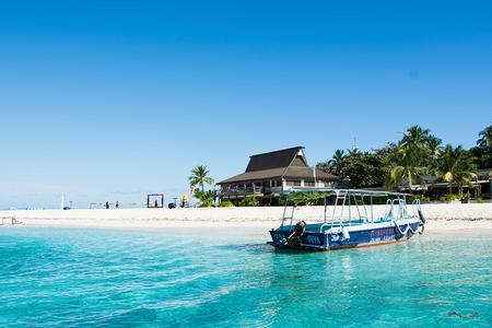 沙巴、马努干岛、长鼻猿生态保护区6日