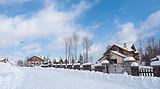 长白山北坡天池+万达国际度假区滑雪双卧4日半自由行