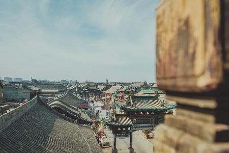 【国内小众路线】太原五台山、平遥古城、乔家大院双飞4日