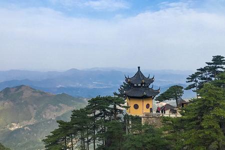 黄山、千岛湖6日观光之旅