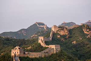 北京故宫、恭王府、八达岭长城、圆明园单飞单动5日