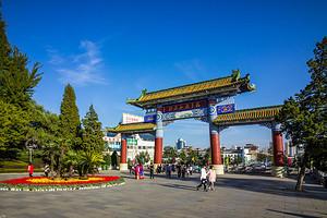 丹东凤凰山玻璃栈道、虎山长城、鸭绿江游船2日