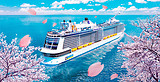【皇家加勒比海洋量子号邮轮】日本福冈境港5晚6日