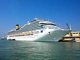 日本佐世保福冈之旅_赛琳娜邮轮主题_海上古罗马众神的海上乐园