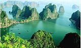 南宁、下龙(天堂岛)河内、岘港、会安、芽庄、6日(3飞)游