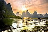 寿乡巴马、通灵大峡谷、德天跨国瀑布4日游