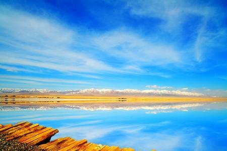 兰州、西宁青海湖、塔尔寺、茶卡盐湖双飞5日游(遇见茶卡)