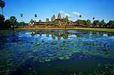 柬埔寨吴哥+金边双城5日游